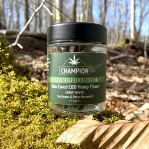 Champion Hemp Farms CBD Flower